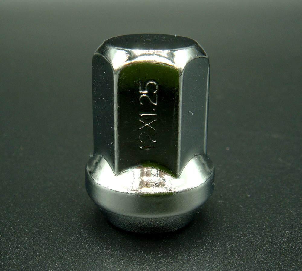 1 ตัว น๊อตล้อแมกซ์โครเมียม เบอร์ 17 ขนาดเกลียว 1.25.