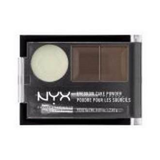 ที่เขียนคิ้วแบบฝุ่นติดทน พร้อมแวกซ์ นิกซ์ โปรเฟสชั่นแนล เมคอัพ อายโบว เค้ก พาวเดอร์ NYX Professional Makeup Eyebrow Cake Powder (ที่เขียนคิ้ว)