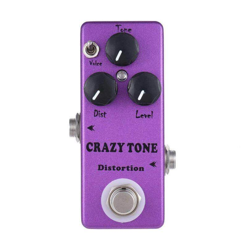 MOSKY MP-50 CRAZY TONE RIOT Distortion Mini Single Guitar Effect Pedal True Bypass Malaysia
