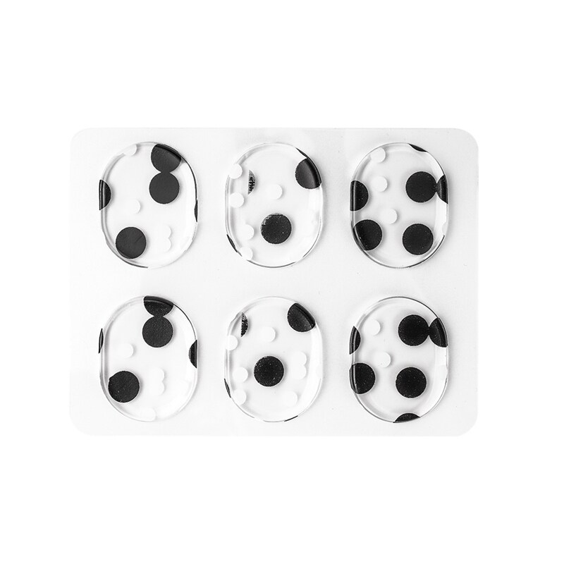 Drum Dampeners Gel Pads Silicone Drum Dampening Pads Non-Toxic Soft Drum Dampeners for Drums Tone Control (30 Pcs)