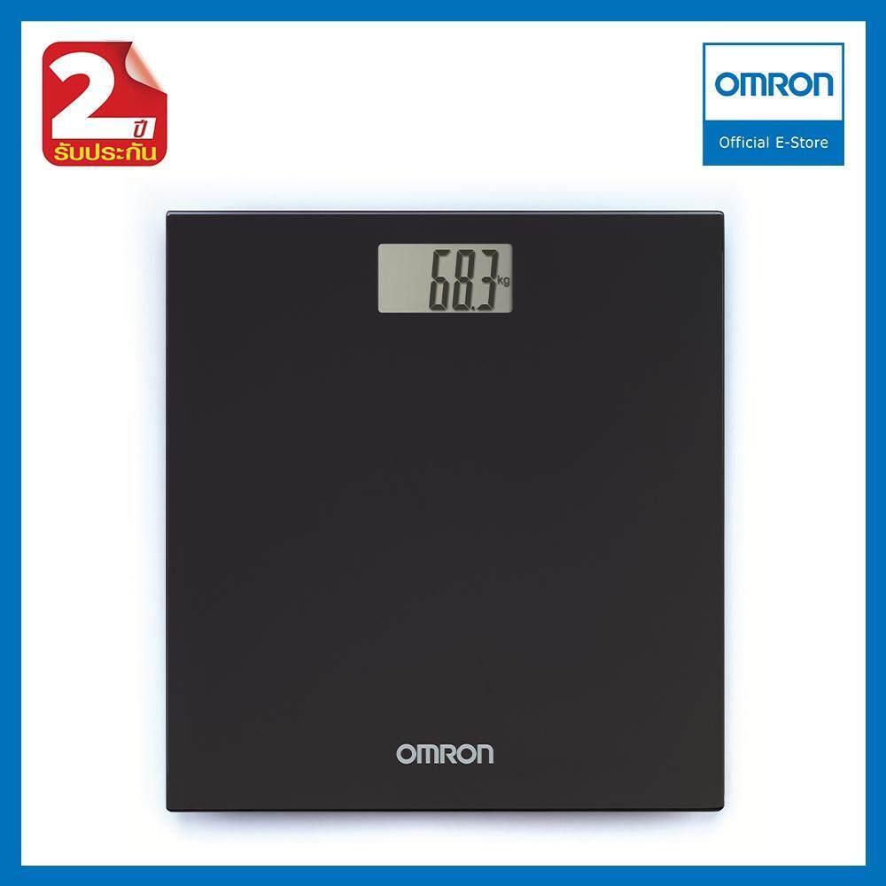 Body Weight Scale HN-289 Black เครื่องชั่งน้ำหนักดิจิตอลออมรอน รุ่น HN-289 สีดำ