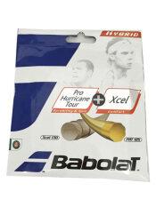 Babolat เอ็นเทนนิส BABOLAT HYBRID PHT 125-17 + XCEL 130-16