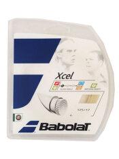 Babolat เอ็นเทนนิส BABOLAT XCEL 12M 125-17 NATURAL