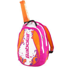 Babolat กระเป๋าเป้ BABOLAT CLUB BACKPACK GIRL (สีชมพู/ขาว/ส้ม)