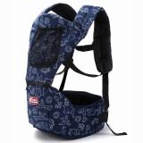 ขาย Baby Toddler Carrier Sling Multifunctional Shoulder Safety Carrier Baby Hip Seat Blue Unbranded Generic ออนไลน์