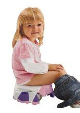 โปรโมชั่น Baby Kidsonline กระโถนเด็กแบบพกพา สีชมพู
