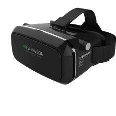 ขาย Babybear 3D Glasses Vr Shinecon แว่นตา 3 มิติดูหนัง หรือเกมส์แบบ 3D ผ่านมือถือ Black กรุงเทพมหานคร ถูก