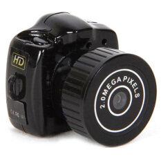 Babybear กล้องถ่ายรูปจิ๋ว nano size  ( สีดำ )