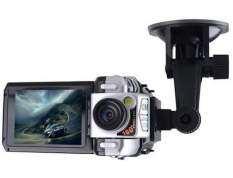 Babybearonline กล้องติดรถยนต์ F900 Full HD HDMI - Silver