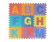 Babyblue Toy แผ่นรองคลานeva แบบจิ๊กซอร์ ลาย Abc (1 Set มี 26 แผ่น).