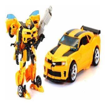 BaByblue toy หุ่นยนต์แปลงร่าง BUMBLEBEE