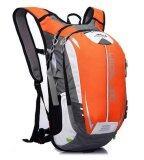 ราคา Backpack4U กระเป๋ากีฬา เป้สะพายหลัง 18L สีส้ม ฟรี Rain Cover ที่สุด
