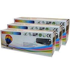 ซื้อ Balloon Toner Canon Cartridge 325 Lbp6000 Mf3010 3 กล่อง สีดำ ใน กรุงเทพมหานคร