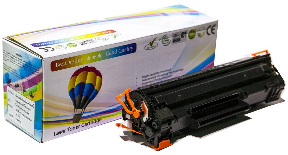 Balloon Toner HP CE285A (85A) (Black)