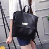 ซื้อ Banana Shop กระเป๋าเป้สะพายหลัง กระเป๋าเป้เกาหลี กระเป๋าสะพายหลังผู้หญิง Backpack Women รุ่น Lp 093 สีดำ Int One Size ถูก กรุงเทพมหานคร