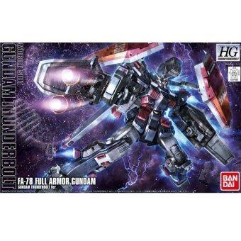 Bandai 1/144 High Full Armor Gundam (Gundam Thunderbolt Anime Ver.)