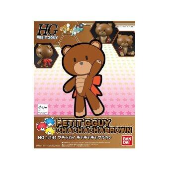 Bandai 1/144 High Grade Petitgguy Cha-Cha-Cha Brown