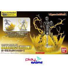 ส่วนลด Bandai Figure Rise Effect Aura Effect Yellow Plastic Model