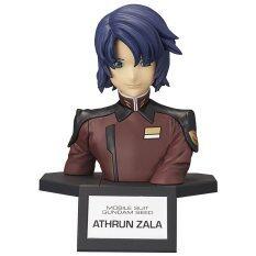 ซื้อ Bandai Gundam กันดั้ม Figure Rise Bust Athrun Zala