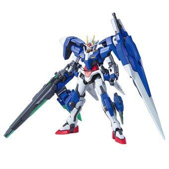 Bandai Gundam กันดั้ม High Grade (HG) 1/144 GN-0000GNHW/7SG OO Gundam Seven Sword/G