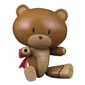 Bandai HG Petit'GGUY (Petitgguy) ChaChaCha Brown 1/144-
