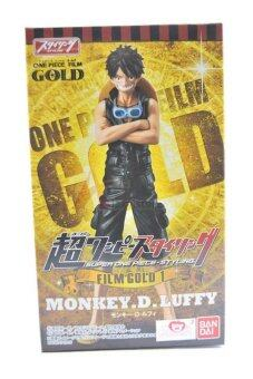 Bandai OnepieceFlim Gold Stying -LUFFY