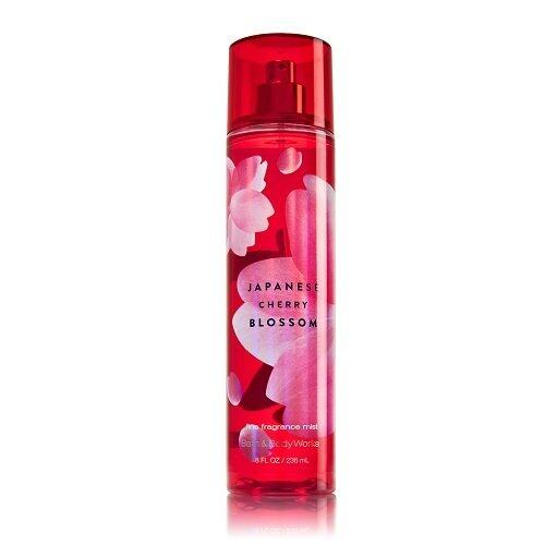 Bath and Body Works : Body Mist กลิ่น Japanese Cherry Blossom