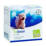 ราคา Bayer Bayticol 6 อี ซี ไบติคอล ควบคุมและกำจัดเห็บ หมัด บรรจุ 100 ซีซี Bayer ใหม่