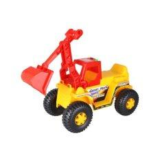 ราคา ราคาถูกที่สุด Bb Toys รถขาไถ รถขุด สำหรับเด็ก Back Hoe Tractor