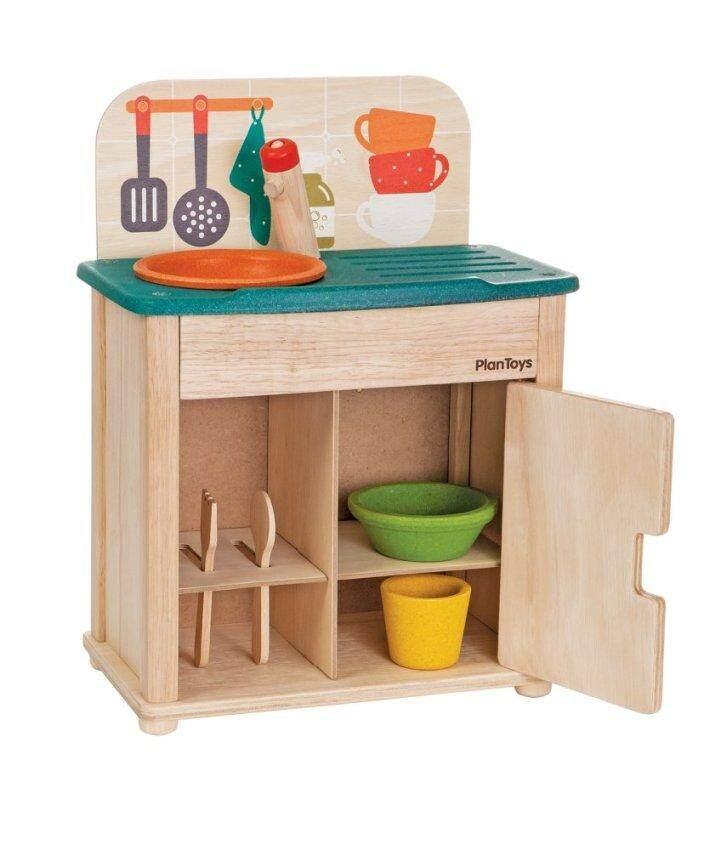 Plantoys ของเล่นไม้ Sink & Fridge ชุดล้างจานมินิ ราคาเซล เกิน50% มือ1 กล่องมีตำหนิ กล่องไม่ค่อยสวยคะ ถ้าไม่ซีเรียลกล่องราคานี้ถูกมากเลยคะ.
