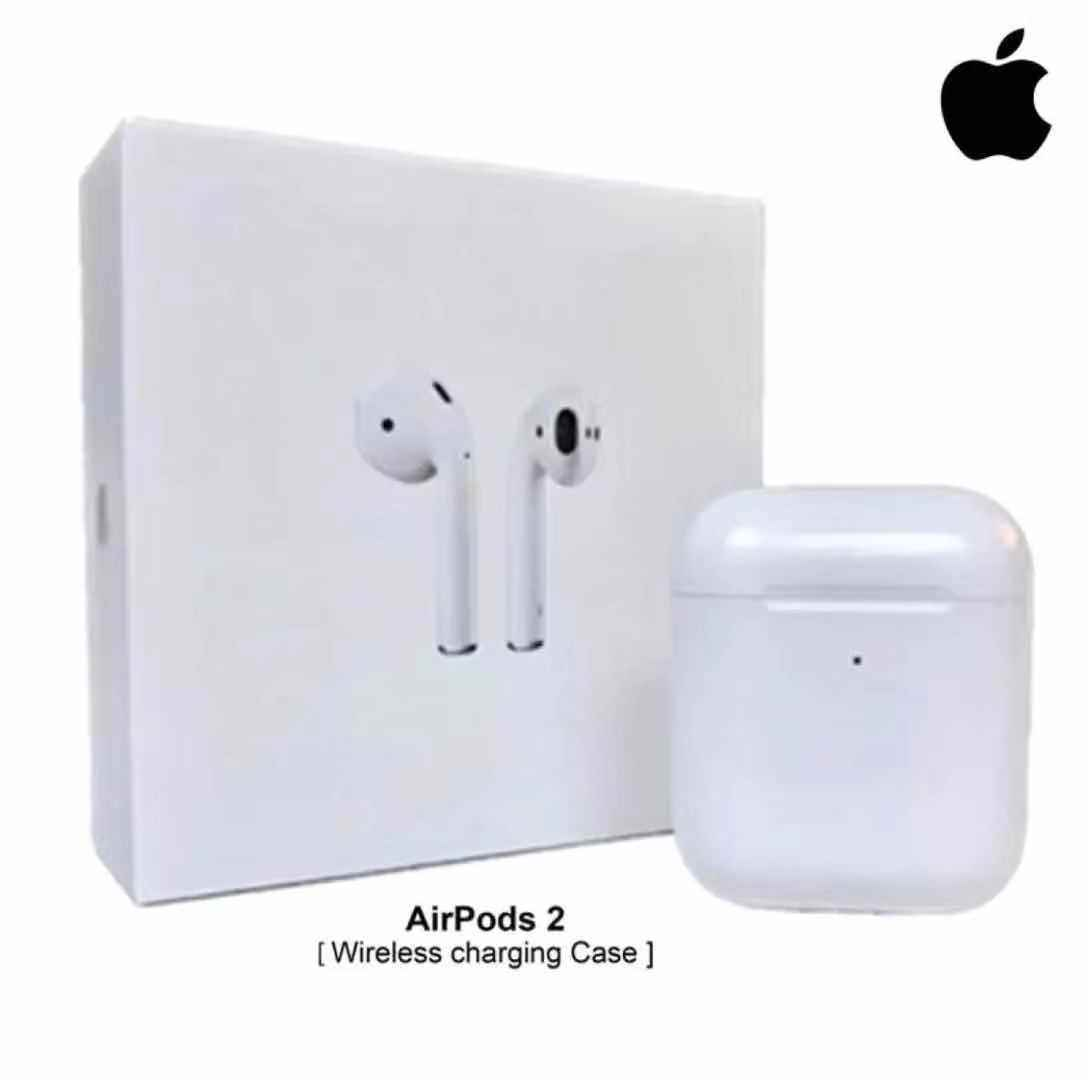 Apple Airpods With Wireless Charging Case (2019 Model) (หูฟังไร้สาย Bluetooth).