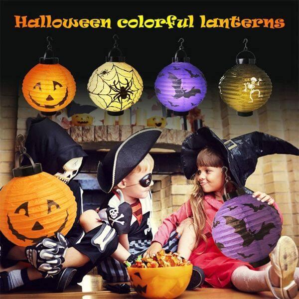 Bảng giá ALAVEND Buồn Cười Trang Trí Halloween Trong Vườn Trang Trí Halloween Có Đèn LED Ánh Sáng Đồ Dùng Cho Bữa Tiệc Halloween