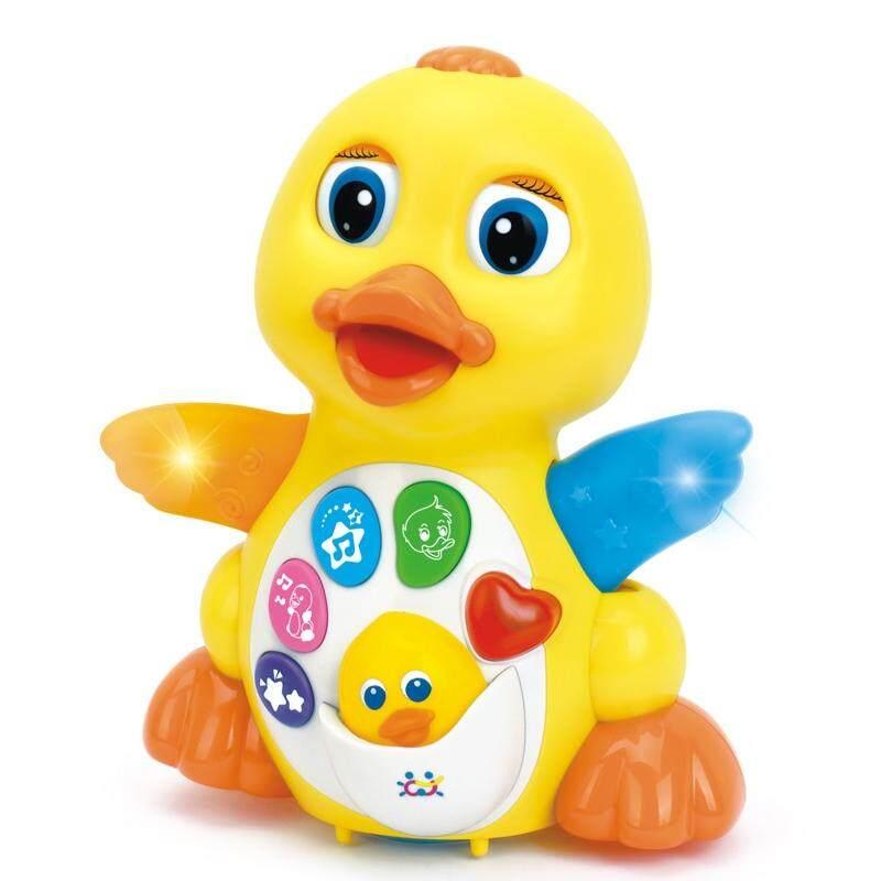 Huile เป็ดดุ๊กดิ๊ก Flappy yellow duck