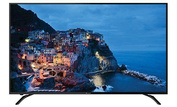 Sharp Smart Tv 4k Uhd 60 นิ้ว รุ่น60ah1x รับประกัน 3 ปี.