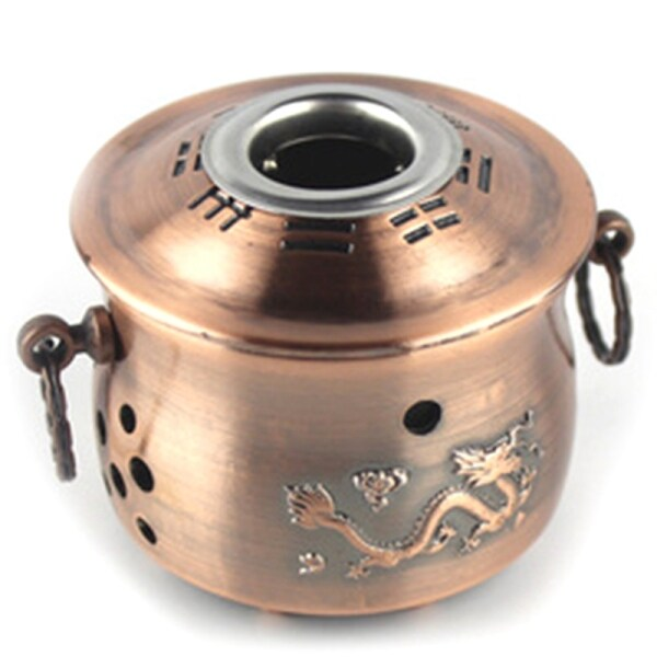 Mua copper Moxibustion Box Can Container with Moxibustion Box Acupuncture Massage Moxibustion Moxa Roll Box