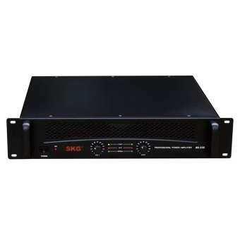 SKGเพาเวอร์แอมป์ power amplifier 16000W.PM.PO เครื่องขยายเสียง รุ่น AV-335 (สีดำ) จัดส่งฟรี เก็บเงินปลายทางได้