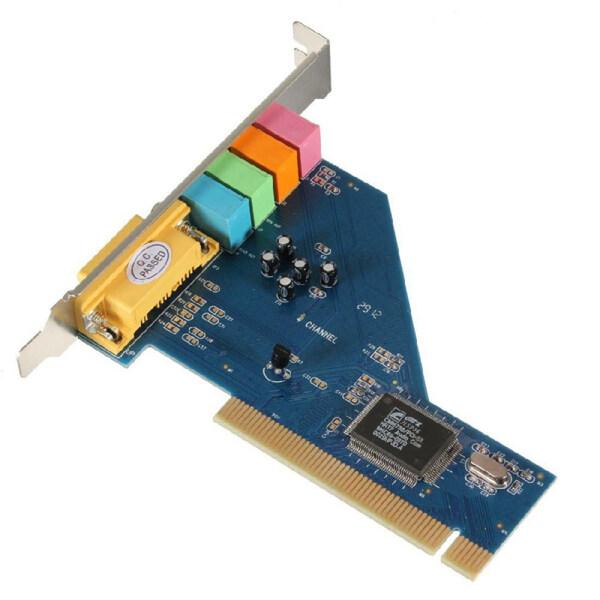 Bảng giá UYIYIN, Công Nghệ Âm Thanh 3D Giao Diện PCI Chip 8738 Bền Bỉ Cho PC Card Âm Thanh Nổi Âm Thanh Phong Vũ