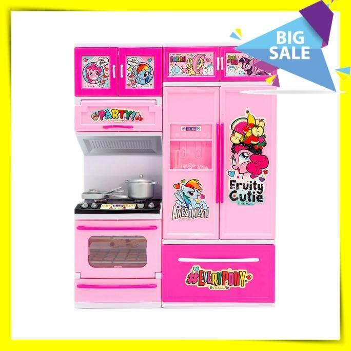 ชุดห้องครัว รุ่น Pn-3385 ของเล่นเด็ก ของเล่นเสริมพัฒนาการ ตุ๊กตา By Kids Noff.