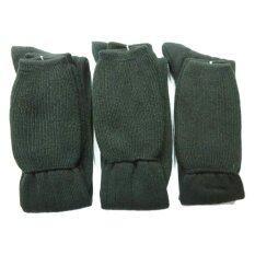 ขาย Beaver ถุงเท้ากีฬาประเภทฟุตบอล สีดำ ขนาด 9 15 แพค 3 คู่ ใหม่