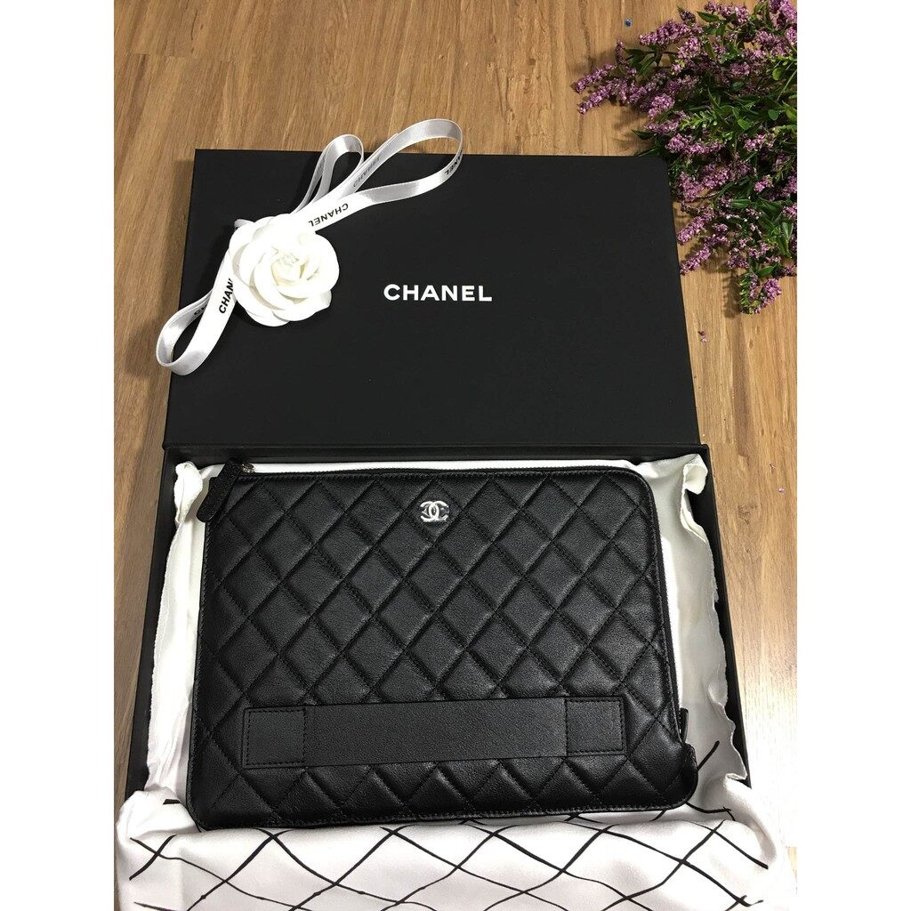 Chanel Clutch งาน 1:1 สลับ.