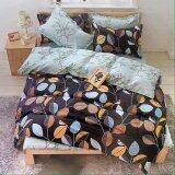 ขาย ซื้อ Bedding Cheap ชุดผ้าปู ผ้านวม 6 ชิ้น 6 ฟุต รุ่น Fs702