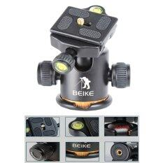 Beike BK-03 By 9FINAL หัวขาตั้งกล้อง BallHead รับน้ำหนัก 8 กก. พร้อม Quick Release Plate และ Scale บอกมุมสำหรับถ่าย Panorama