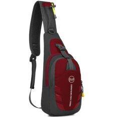 ซื้อ Best Sport Bag Traveler กระเป๋ากีฬา สำหรับปั่นจักรยาน รุ่น Outdoor Bag แดง ถูก ไทย