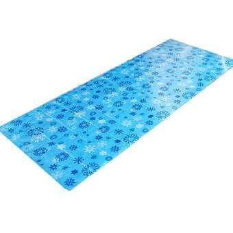 BEST Tmall  ICE CRYSTAL COOL MAT snowflake Sofa cushions Car mats แผ่นรองเย็น 45x130