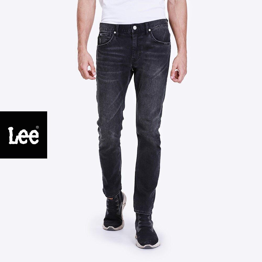 Lee กางเกงยีนส์ Luke รุ่น Le L1709x02 Lee X Line ลี กางเกง กางเกงขายาว เสื้อผ้าผู้ชาย.
