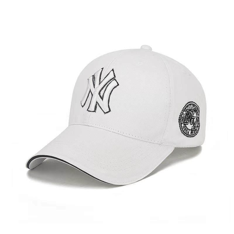 ใหม่บุรุษสตรีหมวกเบสบอลหมวกฮิปฮอปปรับ Ny Snapback กีฬา Unisex(B1).
