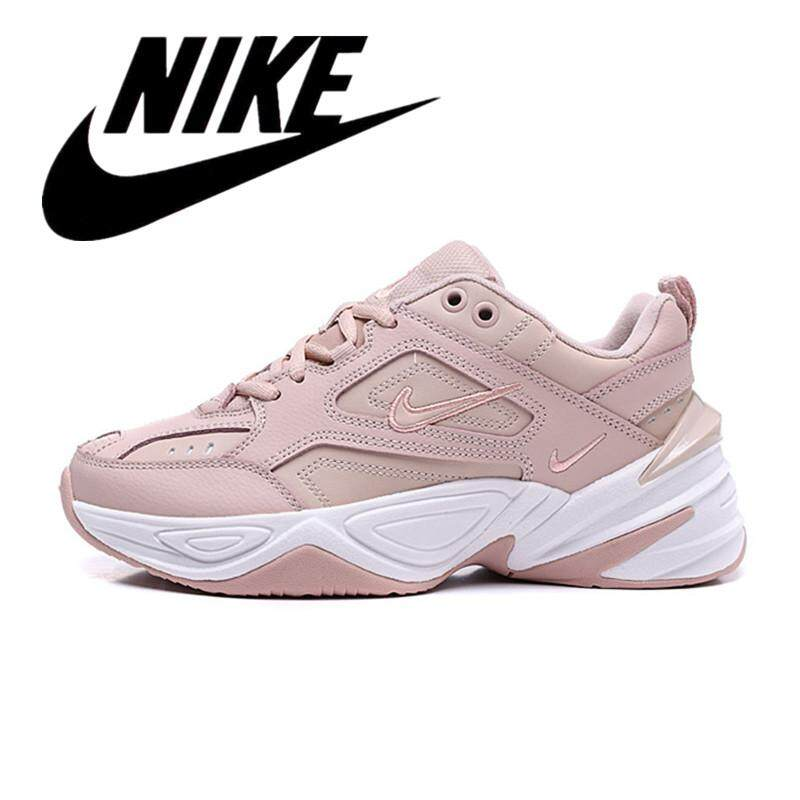 3d47f5d805c9f NIKE M2K TEKNO retro Women's skateboarding shoes ladies running shoes pink  36-40