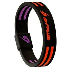 ขาย Bh Plus สายรัดข้อมือเพื่อสุขภาพ รุ่น Sport M Black ใหม่
