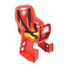 ขาย ซื้อ Bicycle Chair ที่นั่งเด็กติดรถจักรยาน แบบติดตั้งด้านหลัง สีแดง ใน ไทย