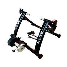ราคา Bike Trainer เทรนเนอร์จักรยาน มีรีโมทปรับความหนืด รุ่น Mt 04 สีดำ เป็นต้นฉบับ